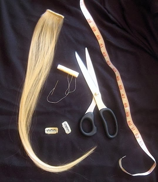 How To Make Your Clip On Hair Extensions Thicker Oh You Crafty Gal