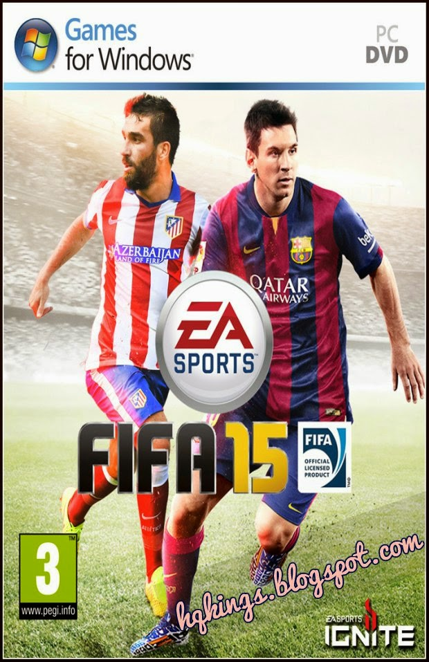 FIFA 15 Ultimate Team Edition [Repack]