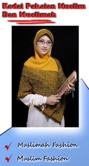 Pakaian Muslim Dan Muslimah Online