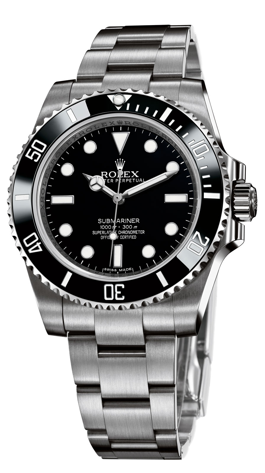 100percent rolex my rolex 114060 submariner review for Submarine watches