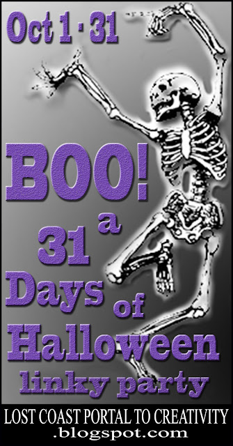 http://lostcoastportaltocreativity.blogspot.com/2015/09/boo-31-days-of-halloween-linky-party.html