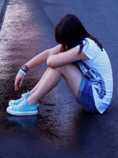 girl in sad pose | girl miss him | waiting wallpapers