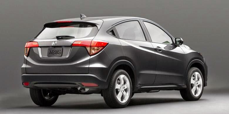 Gambar Honda HR-V Spesifikasi Harga 2014 Terbaru