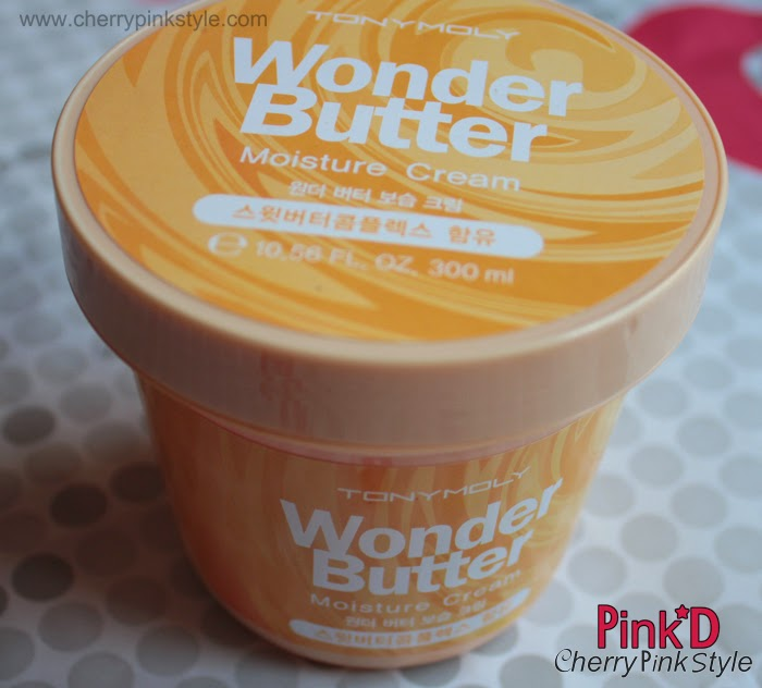 Wonder Butter Tony Moly