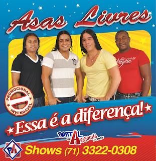 Asas Livres   Promocional 2011