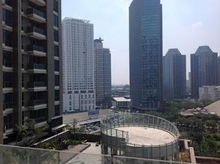 Sewa Apartemen Residence 8 at Senopati Jakarta Selatan