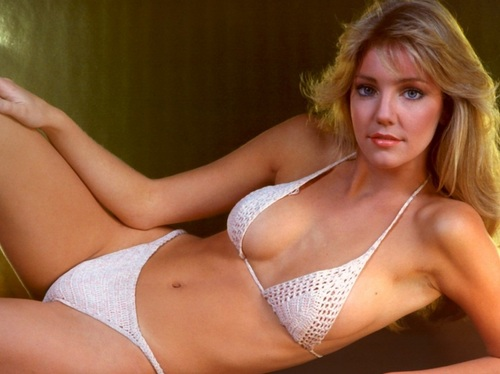 Heather Locklear: Antes y después