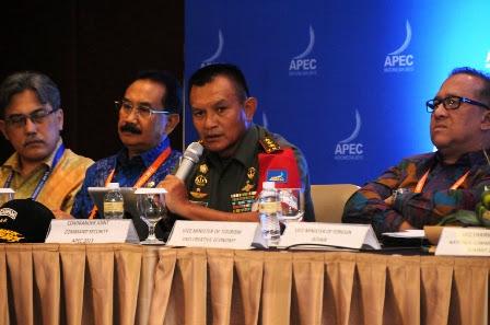 TNI Gunakan Dua Sistem Senjata Untuk Pengamanan KTT APEC 2013