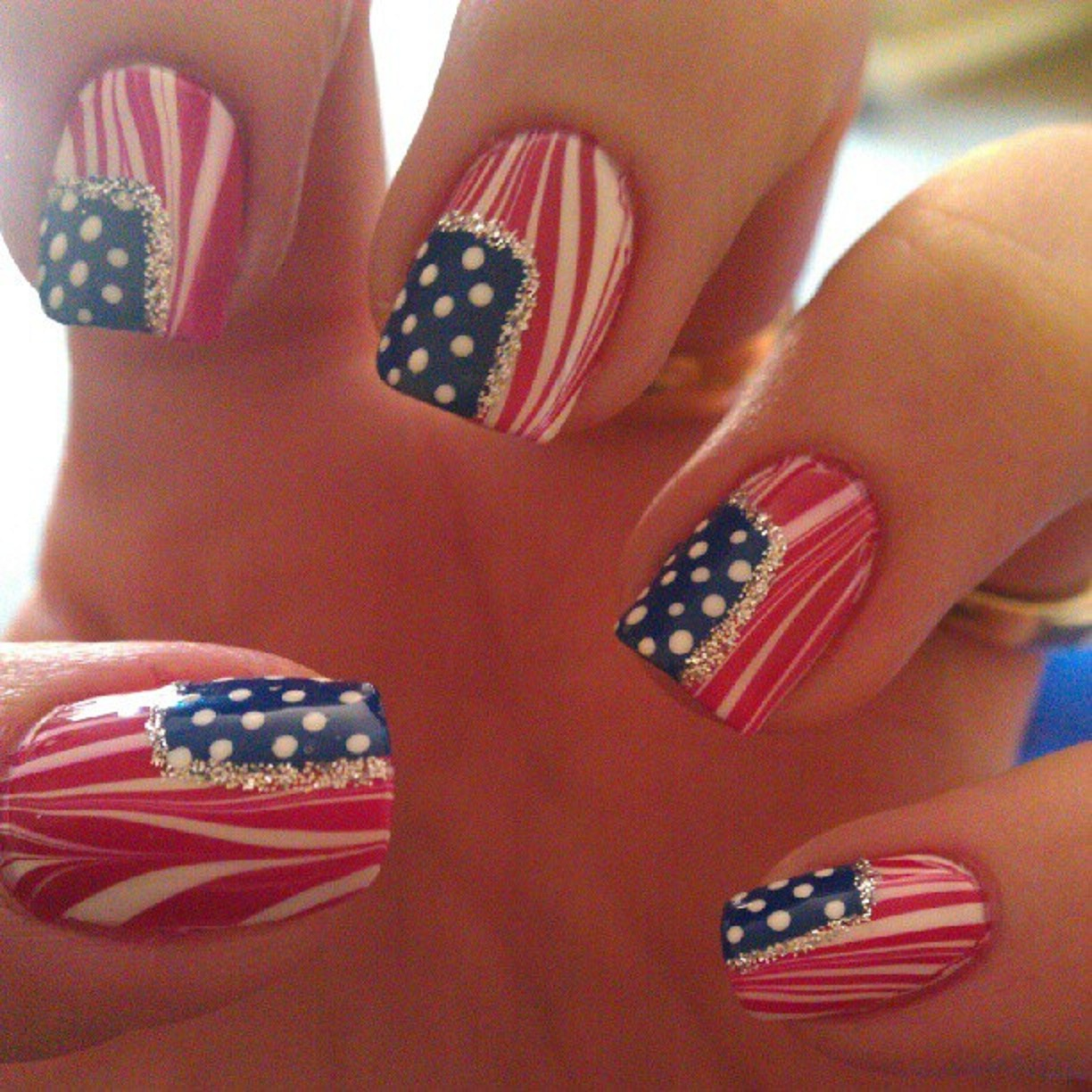 4th of july nail designs pictures 2017 2018 best cars for 4th of july nail art decoration flag