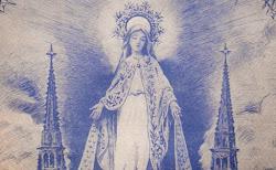 La Virgencita de la calle de Quevedo.