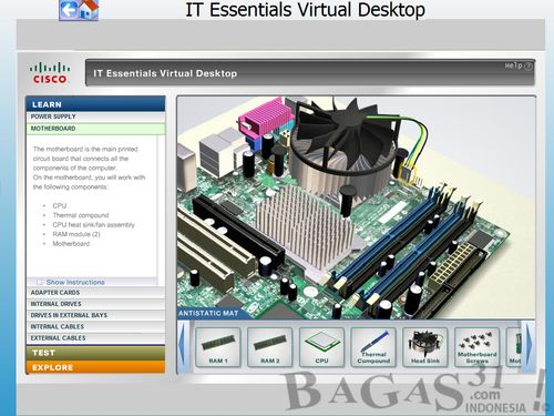 Cisco IT Essentials Virtual Desktop and Laptop v4.0 3