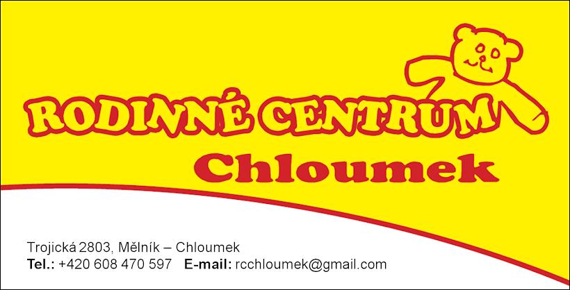 Rodinné centrum Chloumek