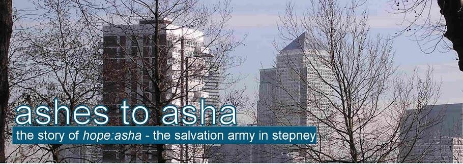 ashes to asha