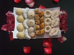 pâtisseries tunisiennes et sfaxiennes
