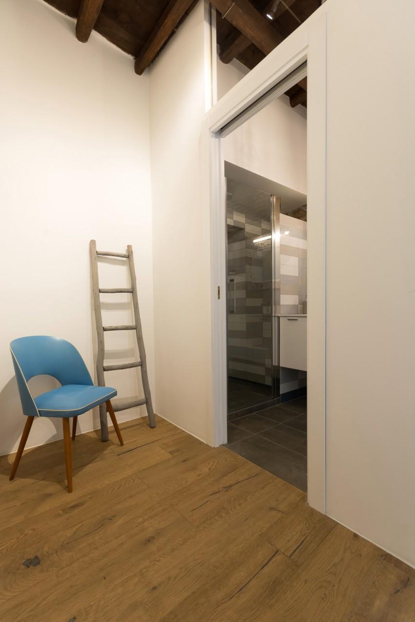 Bridoor s l apartamento via sistina en roma for Muebles que se esconden