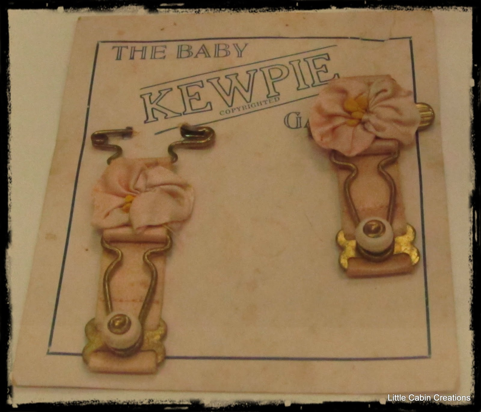 how to make a kewpie doll on a stick