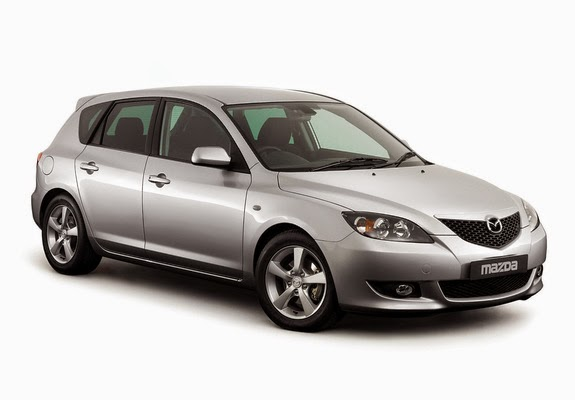 Quickie Used Car Review   Mazda 3 Hatchback (2004 2012)