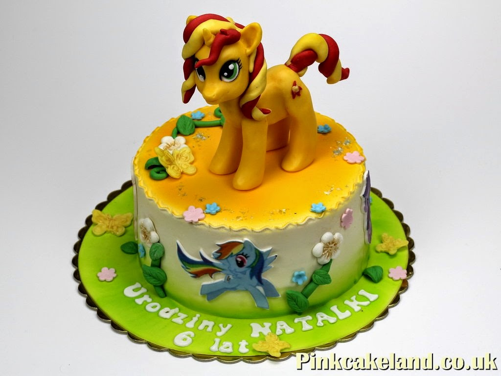 My Little Pony Cake, London