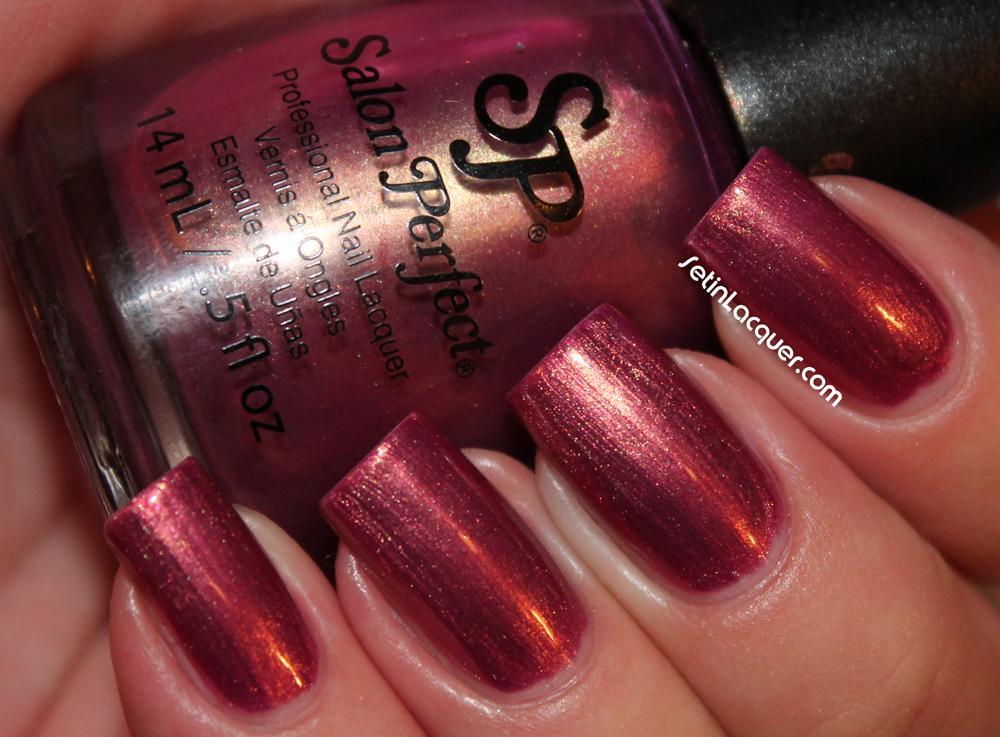 Salon Perfect Pink Taffeta