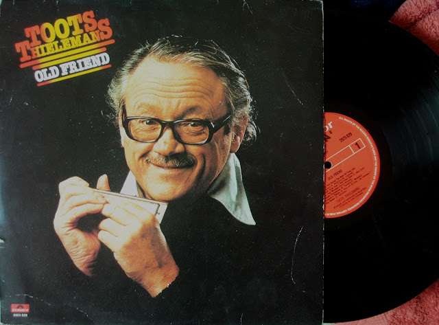 Toots Thielemans - Old Friend on Polydor 1975