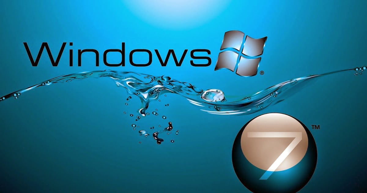 Operating System Windows 7