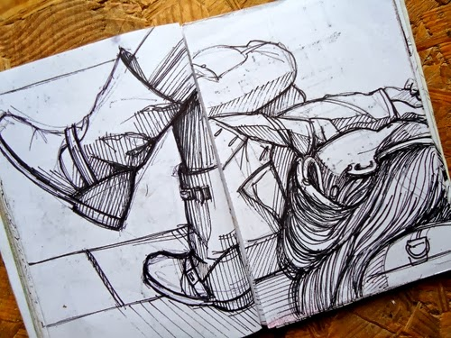 06-Sketchbook-Drawings-Artist-Alice-Pasquini-aka-AliCè-Illustrator-Set-Designer-Painter-Murals-www-designstack-co