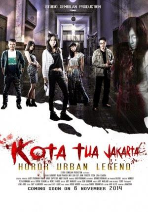 Pemain Kota Tua Jakarta