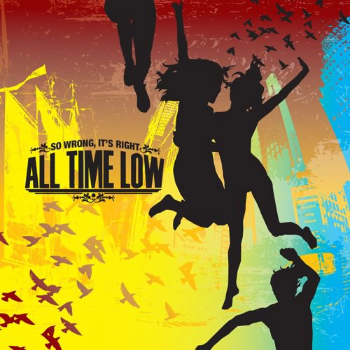 music alive all time low so wrong its right