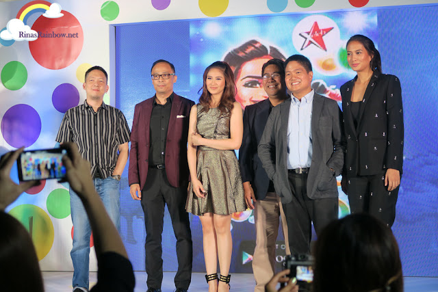 Sarah G Popster Launch