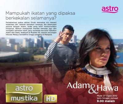 Drama Adam Dan Hawa Episod 14 : Mean Shiney