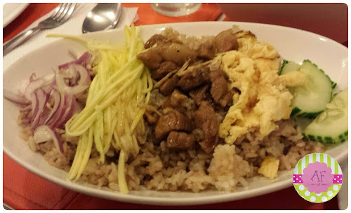 ThaiDara Bagoong Rice