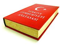 Anayasa,Türkiye Cumhuriyeti Anayasası Kitabı