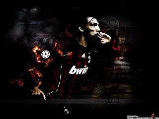 Andrea Pirlo AC Milan Wallpaper 2011 1