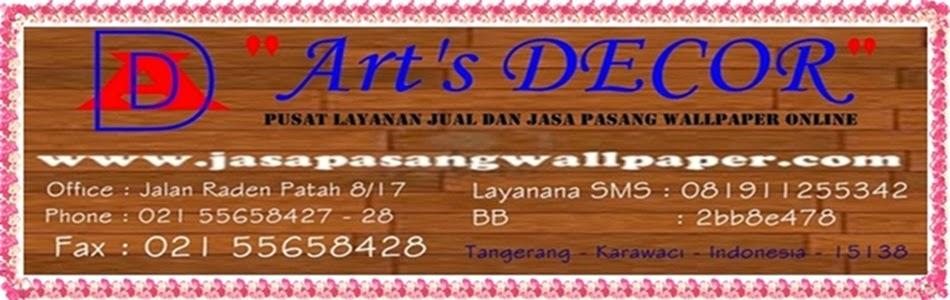 Art's DECOR - Jasa Pasang Wallpaper Dinding