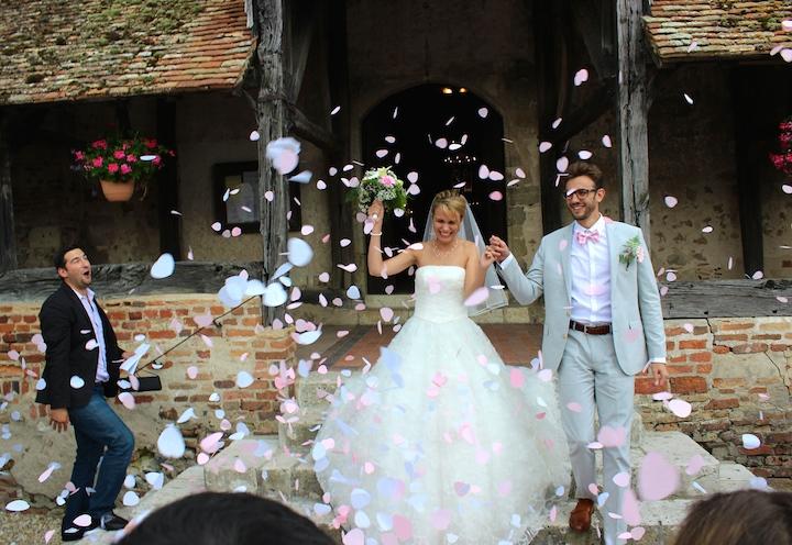 Quaintrelle French Countryside Wedding