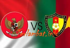 Indonesia VS Kamerun
