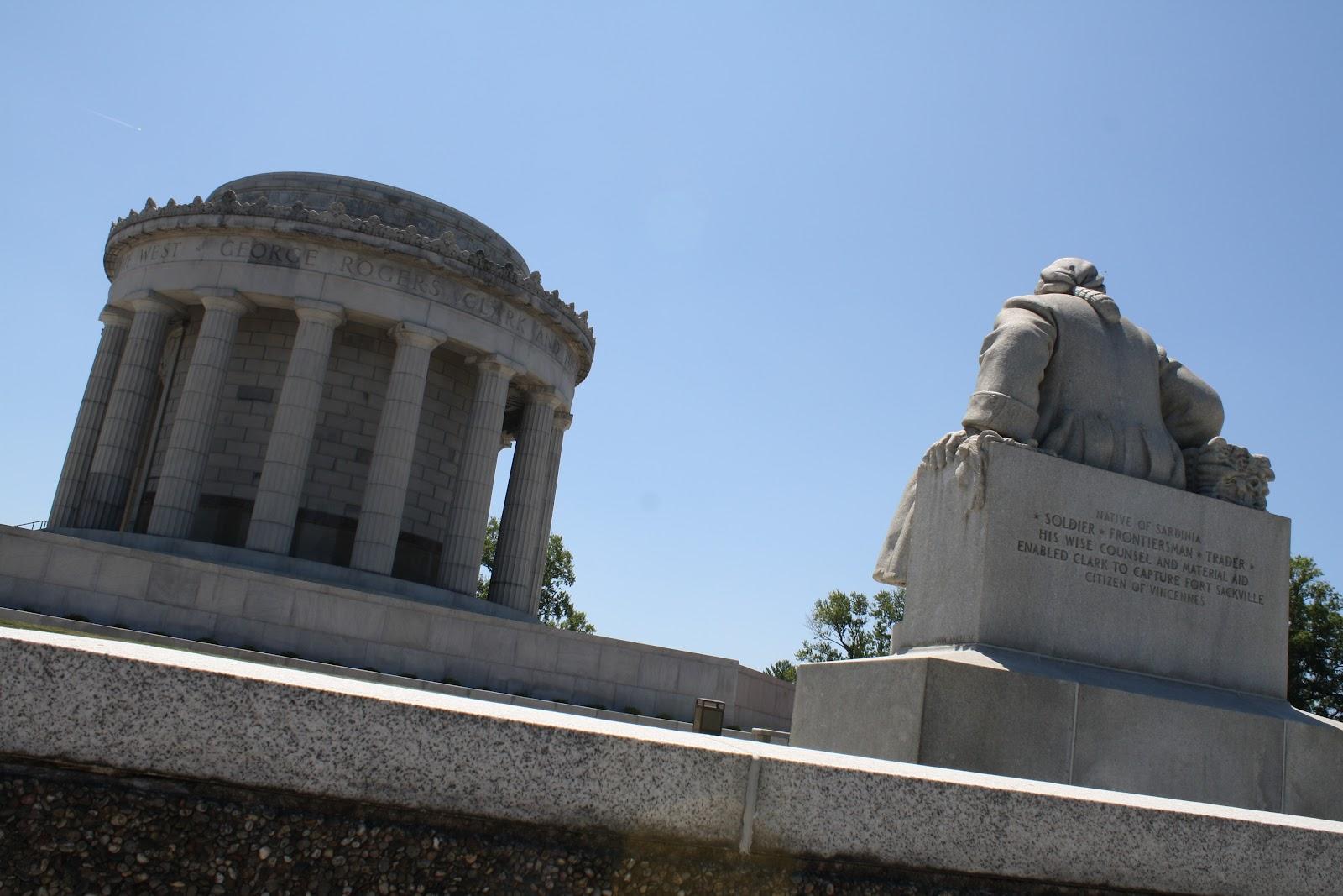 george rogers clark memorial - photo #27