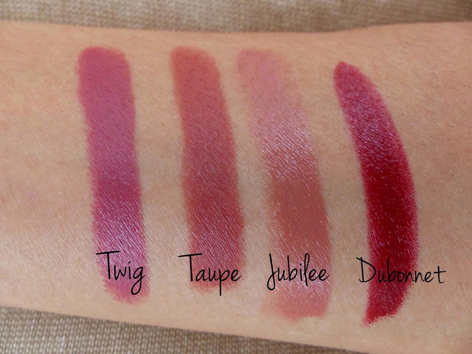 abbastanza 4 Seriously Underrated MAC Lipsticks (+ Swatches)   Jasmine Talks  WM23