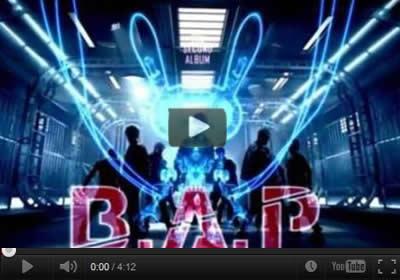 เพลงเกาหลีใหม่ B.A.P - POWER