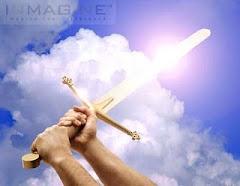 ..Tomai tambem a espada do Espirito que é´a palavra de Deus...EF 6;17