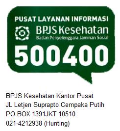 Kontak BPJS