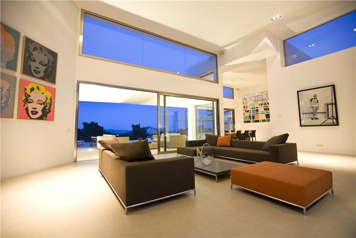 livings modernos y minimalistas ii minimalistas 2015