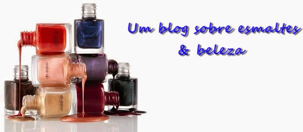 Um blog sobre esmaltes & beleza