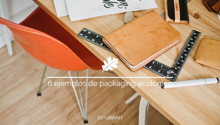 Ecodesign. Ecodiseño. Diseño para el medio ambiente. Ecologia. Packaging ecologico