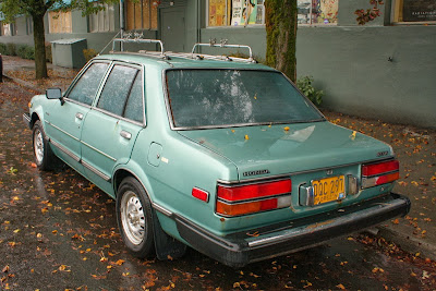 1981 Honda Accord Sedan.