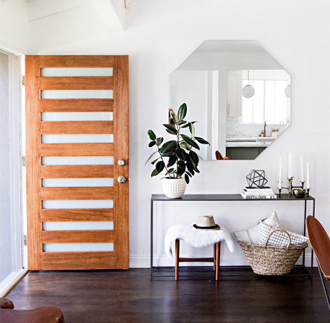 designing an entryway // ideas + inspiration | permanent
