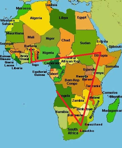 african continent map html with Burkina Faso Five Airports In Three on Where Is South Africa also Gratis 3434 Mapa Politico Africa 1995 additionally Emperor Of Black Nationalist Washitaw further Mauritania further Africa Holiday.