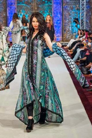 Bashir Ahmad Lawn Collection