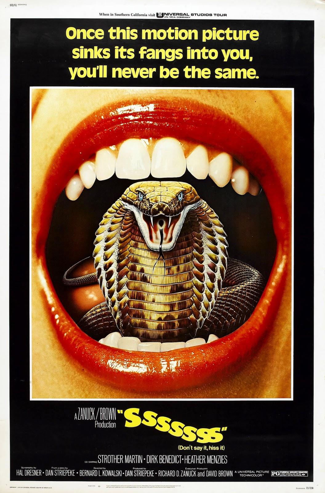 Soresport Movies Sssssss 1973 Horror Mad Scientist