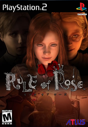 Rule Of Rose [PS2][PAL][ISO][Multi 5 Inc. Español][FS/TB]